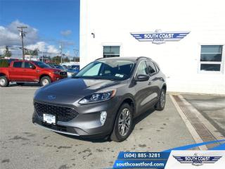 New 2021 Ford Escape SEL AWD  - Navigation - $216 B/W for sale in Sechelt, BC