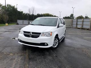 Used 2020 Dodge Grand Caravan SXT 2WD for sale in Cayuga, ON