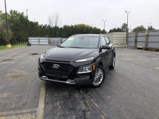 Used 2020 Hyundai KONA Luxury AWD for sale in Cayuga, ON