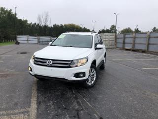 Used 2016 Volkswagen Tiguan Special Edition 4Motion AWD for sale in Cayuga, ON