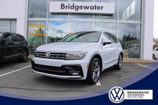 Used 2019 Volkswagen Tiguan Highline for sale in Hebbville, NS