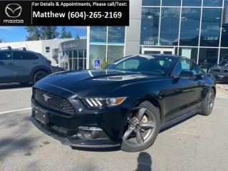 Used 2017 Ford Mustang Coupe V6 for sale in Richmond, BC
