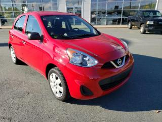 Used 2017 Nissan Micra S. Manual. Two sets of tires. Ultra low km! for sale in Hebbville, NS