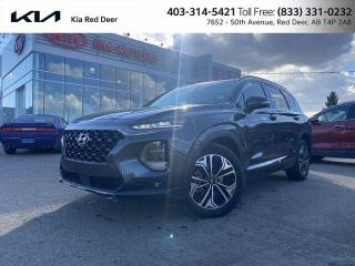Used 2020 Hyundai Santa Fe Ultimate - with Remote Start! for sale in Red Deer, AB