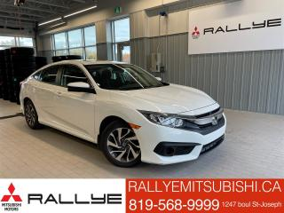 Used 2018 Honda Civic EX CVT W/ROOF, REMOTE START for sale in Gatineau, QC