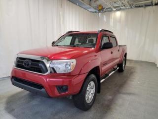 Used 2014 Toyota Tacoma SR5 for sale in Regina, SK