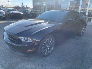 Used 2011 Ford Mustang GT 5.0 LOW KMS CALIFORNIA SPECIAL for sale in Calgary, AB