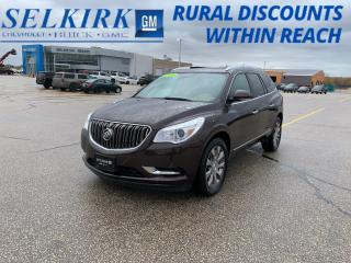 Used 2016 Buick Enclave Premium for sale in Selkirk, MB