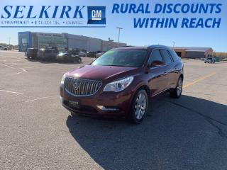Used 2017 Buick Enclave Premium for sale in Selkirk, MB