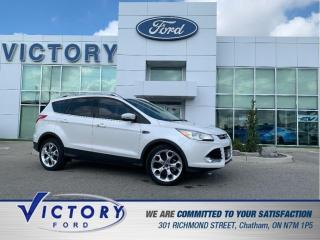 Used 2016 Ford Escape Titanium | NAV | PANO SUNROOF | REMOTE START for sale in Chatham, ON