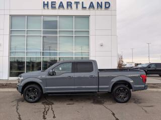 Used 2019 Ford F-150 Lariat PANORAMIC SUNROOF   REMOTE START   HEATED & COOLED SEATS   BACK UP CAMERA   NAVIGATION -USED EDMONTO for sale in Fort Saskatchewan, AB