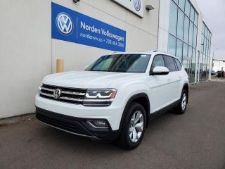 Used 2019 Volkswagen Atlas HIGHLINE   CAPTAINS SEATS   VW CERTIFIED   LOW KMS! for sale in Edmonton, AB