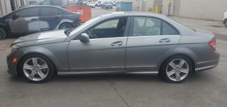 Used 2010 Mercedes-Benz C-Class C 300 4MATIC for sale in North York, ON