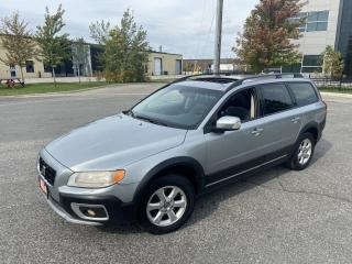 Used 2008 Volvo XC70 AWD, Leather, Sunroof, 3/Y Warranty Available for sale in Toronto, ON
