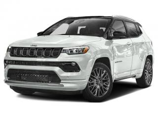 New 2022 Jeep Compass Trailhawk for sale in Huntsville, ON