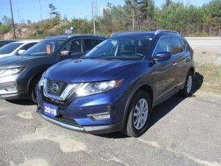 Used 2018 Nissan Rogue SV for sale in North Bay, ON