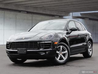 Used 2017 Porsche Macan Base | LOCAL TRADE for sale in Niagara Falls, ON