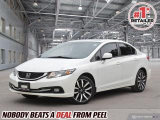 Used 2013 Honda Civic Touring (A5) for sale in Mississauga, ON