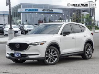 Used 2019 Mazda CX-5 Signature 0.99% FINANCE AVAILALBE| ONE OWNER| TOW for sale in Mississauga, ON