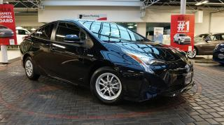 Used 2016 Toyota Prius HYBRID / TOYOTA INSPECTED / CLEAN ! for sale in Vancouver, BC