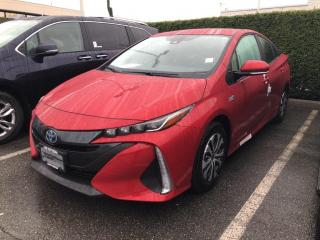 New 2022 Toyota Prius PRIME for sale in North Vancouver, BC
