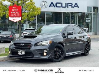 Used 2015 Subaru WRX Sti Sport-Tech Pkg for sale in Markham, ON