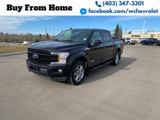 Used 2019 Ford F-150 for sale in Red Deer, AB