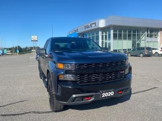 Used 2020 Chevrolet Silverado 1500 Custom Trail Boss for sale in Bracebridge, ON