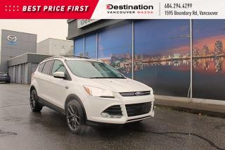 Used 2016 Ford Escape Titanium - Leather, Non Smoker, Roof Racks! for sale in Vancouver, BC