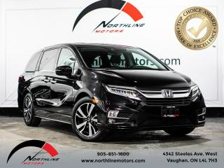 Used 2019 Honda Odyssey Touring Auto/7 SEATER/NAVI/BACKUP CAM/SUNROOF/ for sale in Vaughan, ON
