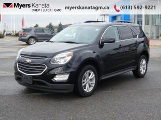 Used 2017 Chevrolet Equinox LT  - Bluetooth -  Heated Seats for sale in Kanata, ON