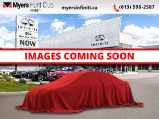 Used 2014 Infiniti Q50 SPORT  - Navigation -  Leather Seats for sale in Ottawa, ON