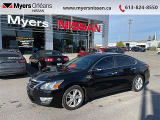 Used 2015 Nissan Altima 2.5 SL  - Sunroof -  Leather Seats - $109 B/W for sale in Orleans, ON