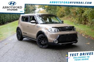 Used 2016 Kia Soul SX  - Leather Seats -  Bluetooth - $115 B/W for sale in Abbotsford, BC