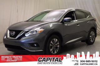 Used 2016 Nissan Murano *LEATHER*SUNROOF*NAV* for sale in Regina, SK