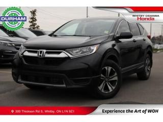 Used 2019 Honda CR-V LX AWD Apple Carplay/Android Auto Backup Cam for sale in Whitby, ON