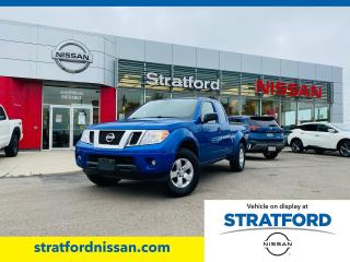 Used 2013 Nissan Frontier SV 4X4 for sale in Stratford, ON