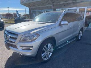 Used 2013 Mercedes-Benz GL-Class GL350 BLUETEC NAVI BCAMERA PANOROOF for sale in Calgary, AB