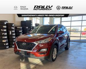 Used 2020 Hyundai Tucson Preferred for sale in Prince Albert, SK