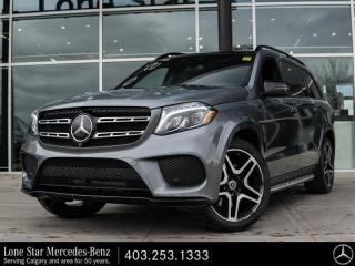Used 2018 Mercedes-Benz GLS 450 4MATIC SUV for sale in Calgary, AB