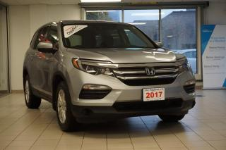 Used 2017 Honda Pilot V6 LX 6AT AWD for sale in Burnaby, BC