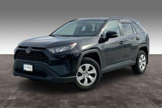 Used 2020 Toyota RAV4 AWD LE for sale in Langley, BC