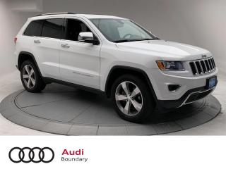 Used 2014 Jeep Grand Cherokee 4x4 Limited for sale in Burnaby, BC