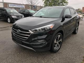 Used 2016 Hyundai Tucson CERTIFIED1.6 TURBO,AWD,PREMIUM,B/UCAM,19 IN WHEELS for sale in Toronto, ON