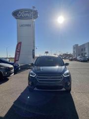 Used 2018 Ford Escape Titanium for sale in Lacombe, AB