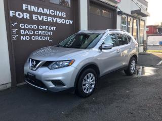 Used 2016 Nissan Rogue S AWD LOCAL, NO ACCIDENTS!! for sale in Abbotsford, BC