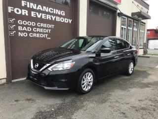 Used 2018 Nissan Sentra SV for sale in Abbotsford, BC