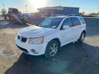 Used 2008 Pontiac Torrent GXP for sale in Calgary, AB