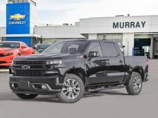 New 2021 Chevrolet Silverado 1500 RST for sale in Winnipeg, MB