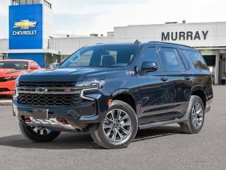 New 2021 Chevrolet Tahoe Z71 for sale in Winnipeg, MB